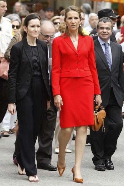 Infanta Elena, Duchess of Lugo Infanta Elena Photos Infanta Elena at the Madrid Book