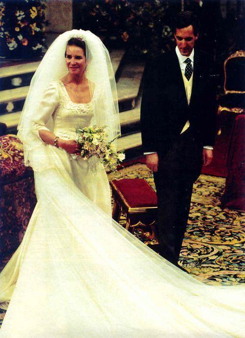 Infanta Elena, Duchess of Lugo Wedding of Infanta Elena Duchess of Lugo Royalty