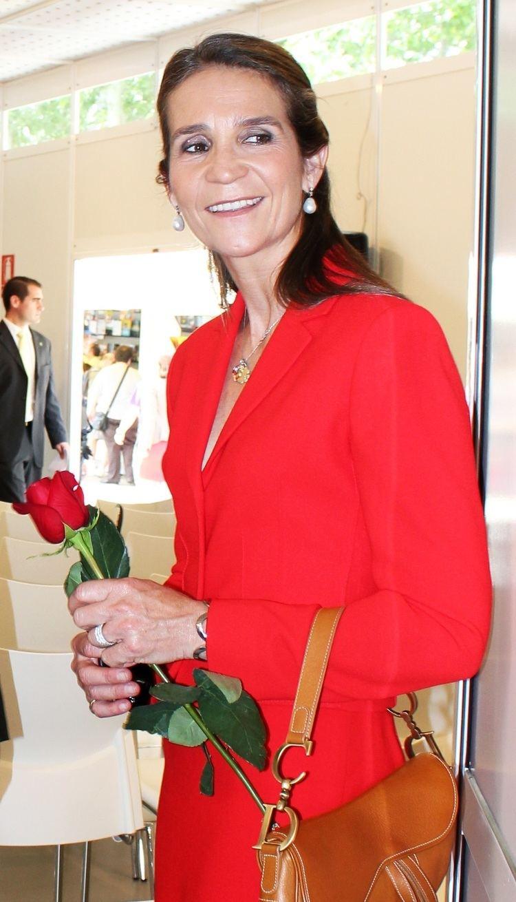 Infanta Elena, Duchess of Lugo Infanta Elena Duchess of Lugo Wikipedia the free