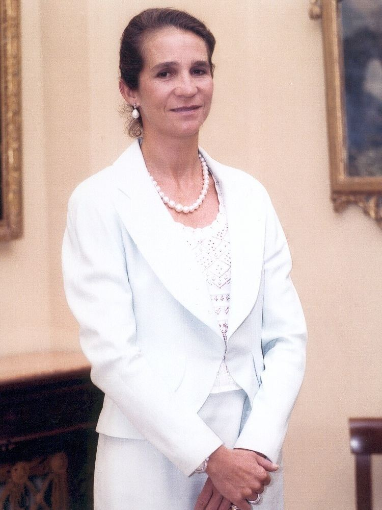 Infanta Elena, Duchess of Lugo Spanish Royal Family Unofficial Royalty
