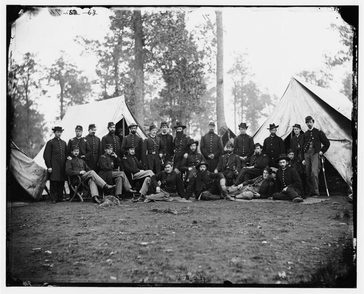 Infantry in the American Civil War