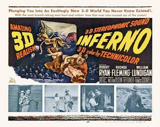 Inferno (1953 film) Lauras Miscellaneous Musings Tonights Movie Inferno 1953 at