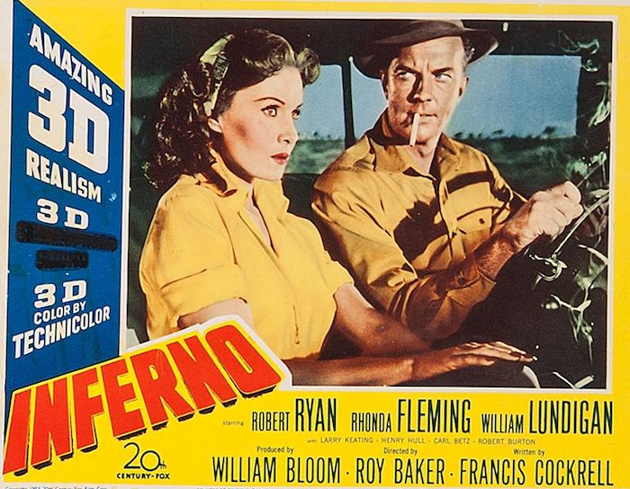 Inferno (1953 film) Bluray Review Inferno 1953 50 Westerns From The 50s