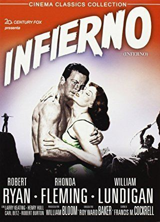 Inferno (1953 film) Inferno 1953 Amazoncouk Robert Ryan Rhonda Fleming William