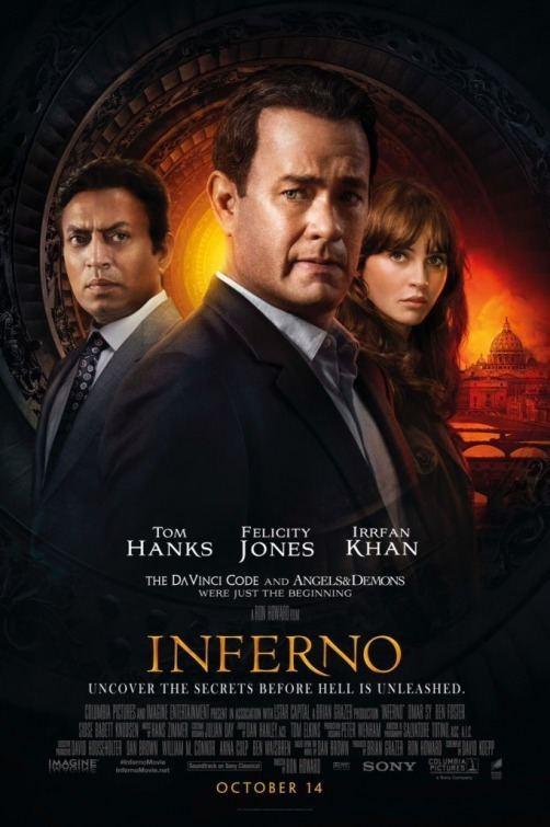 Inferno (2016 film) infernoposterjpg