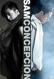 Infinite (Sam Concepcion album) httpsuploadwikimediaorgwikipediaenthumbb