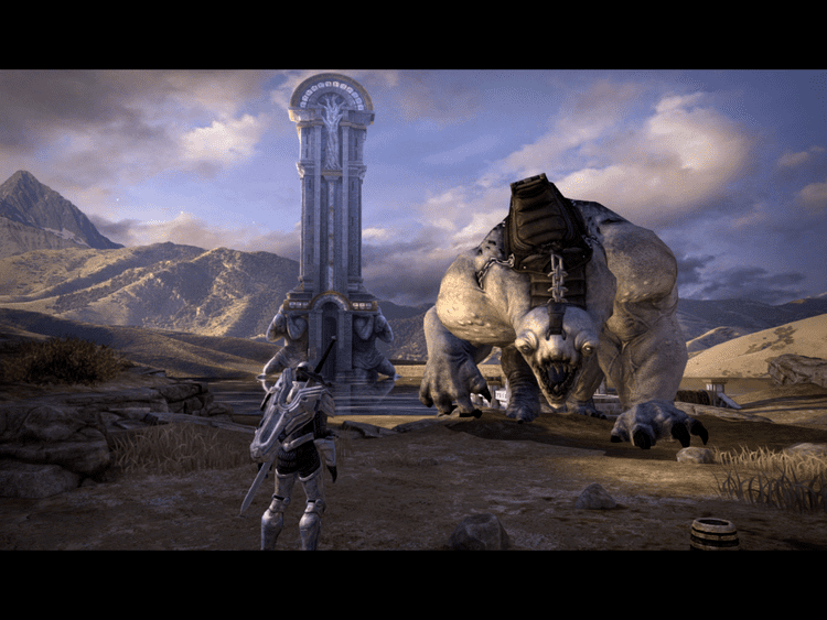 Infinity Blade III FunBITS Show Off Your New iPad with Infinity Blade III TidBITS
