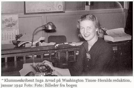 Inga Arvad Inga Arvad Friend of Hitler Mistress of JFK Phactual