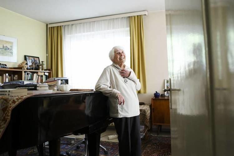 Ingeborg Rapoport Ingeborg Rapoport to Become Oldest Recipient of Doctorate