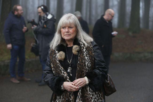 Ingeborg Sørensen Nora Brockstedt bisatt i dag Norsk musikk VG