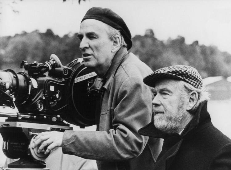Ingmar Bergman Watch Ingmar Bergman Discusses Life and Death In OneHour