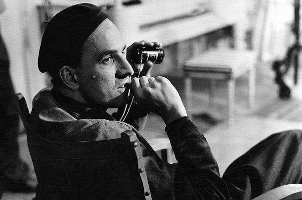 Ingmar Bergman Ingmar Bergman39s 3 Rules for Moviegoing Thompson on