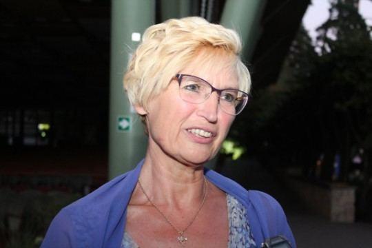Ingrīda Circene VAKARA ZIAS Ingrda Circene atveseojusies pc smagm opercijm