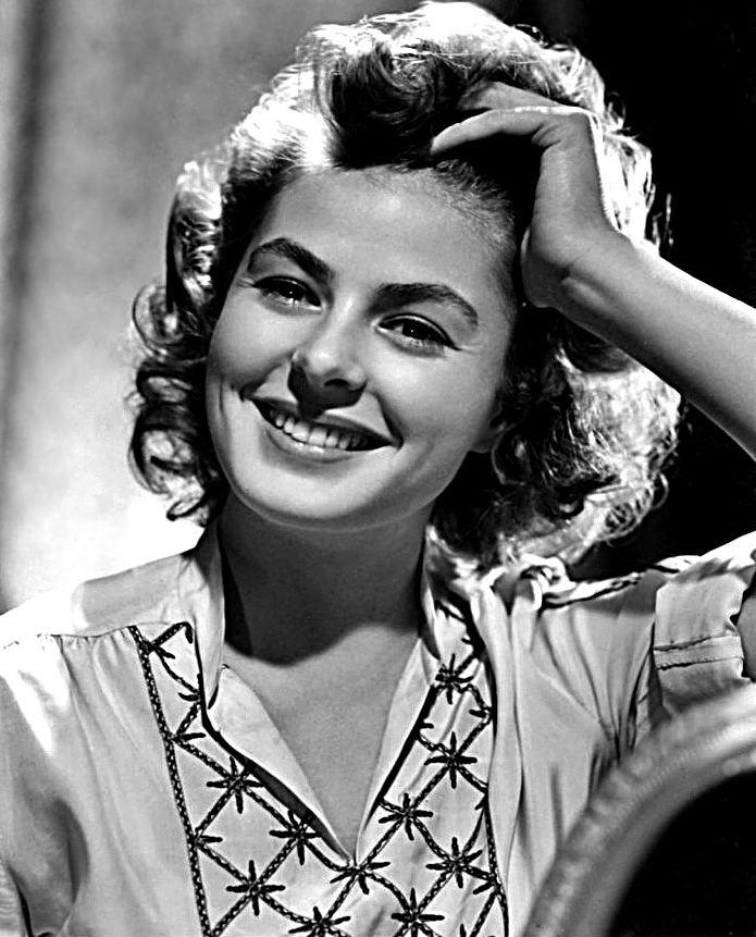 Ingrid Bergman Ingrid Bergman Wikipedia the free encyclopedia