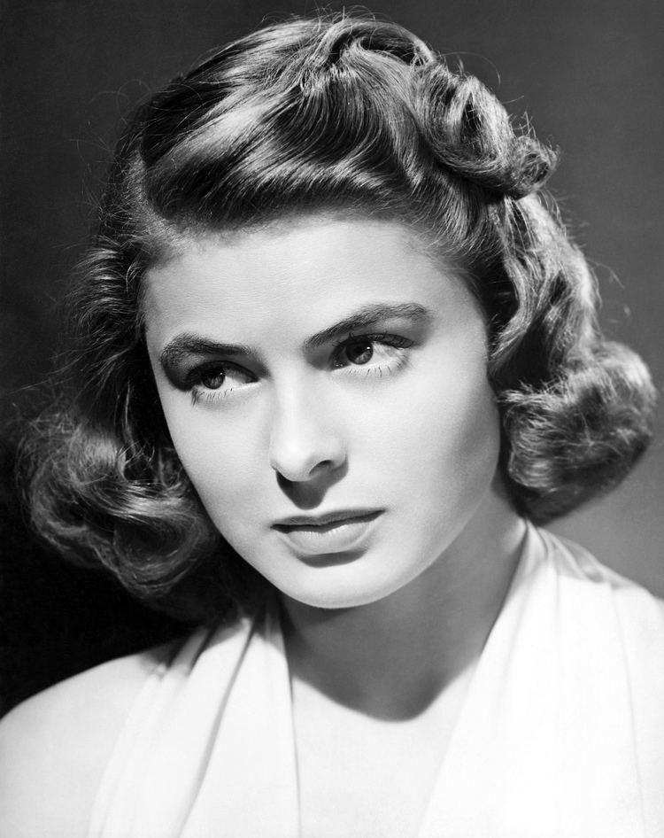 Ingrid Bergman Ingrid BergmanAnnex