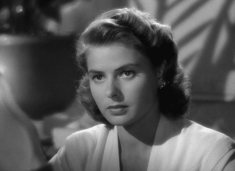 Ingrid Bergman Bobby Rivers TV Marvelous Ingrid Bergman