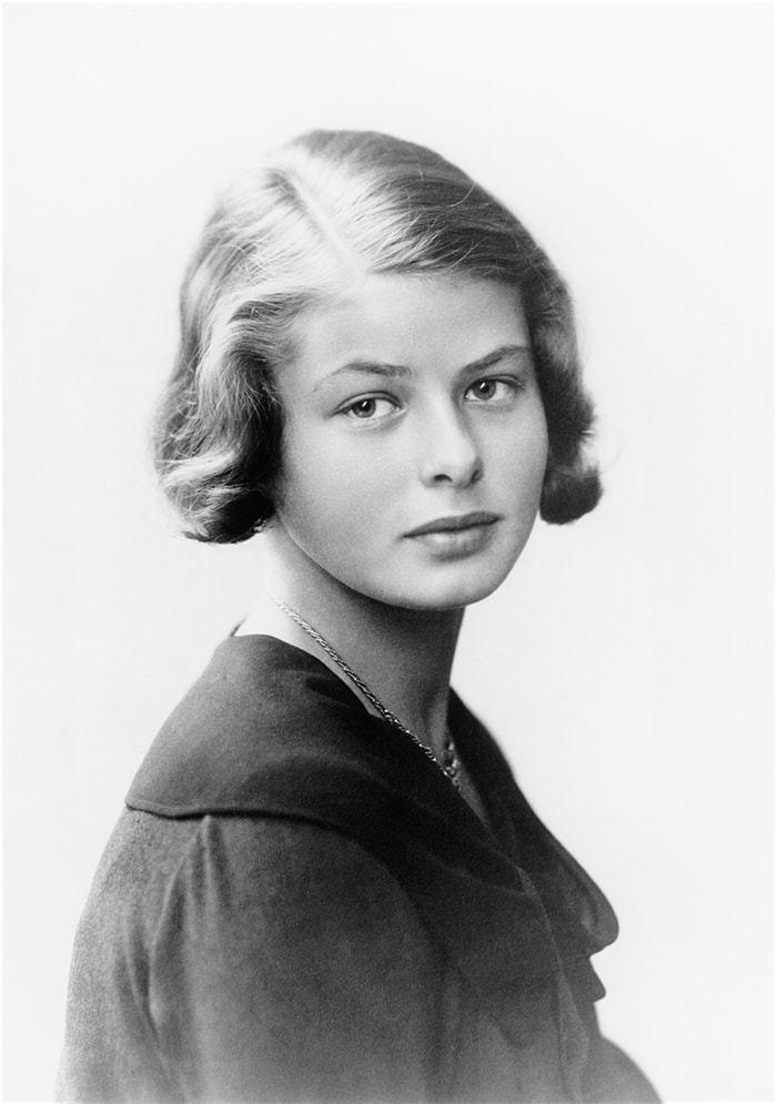Ingrid Bergman Ingrid Bergman a life in pictures Film The Guardian