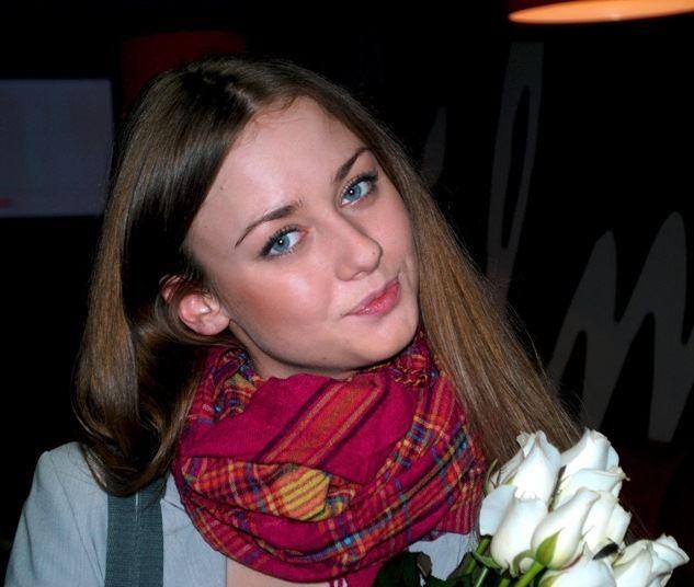 Ingrid Olerinskaya Ingrid Olerinskaya