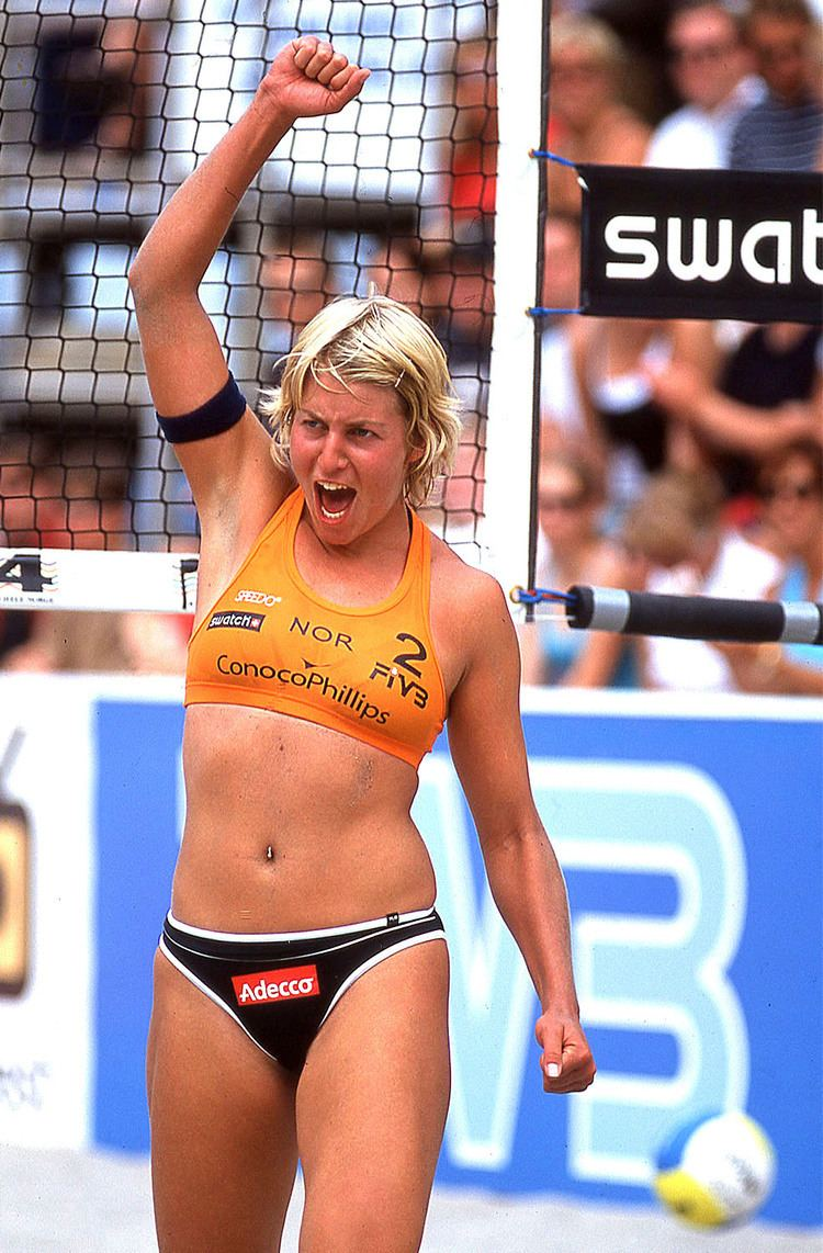 Ingrid Tørlen March 2014 Historic Volleyball Images Page 2