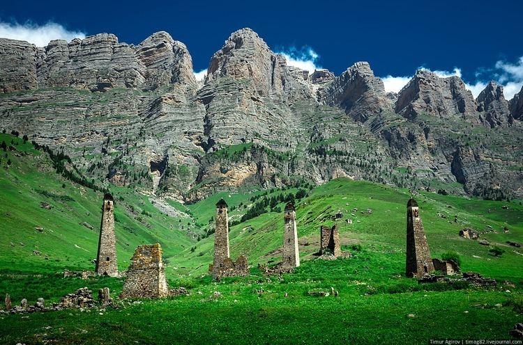 Ingushetia Beautiful Landscapes of Ingushetia