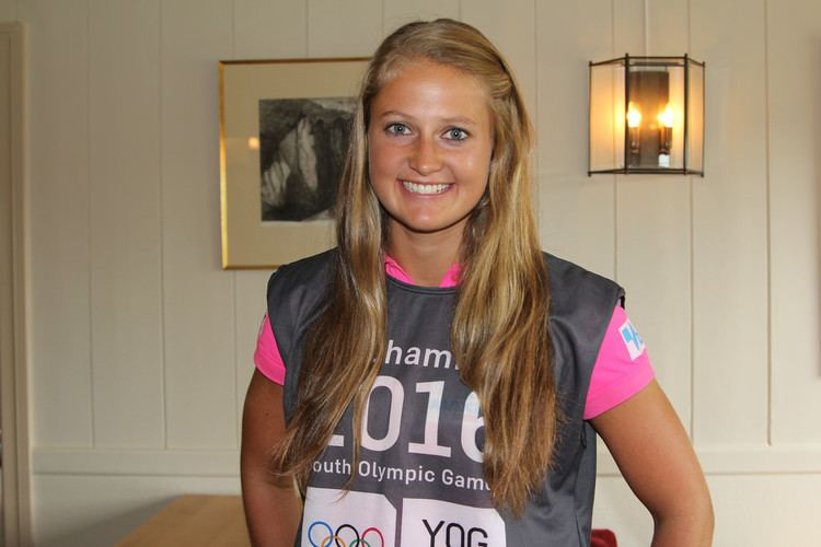 Ingvild Flugstad Østberg Ingvild Flugstad stberg Lillehammer 2016 Youth Olympic Games Flickr