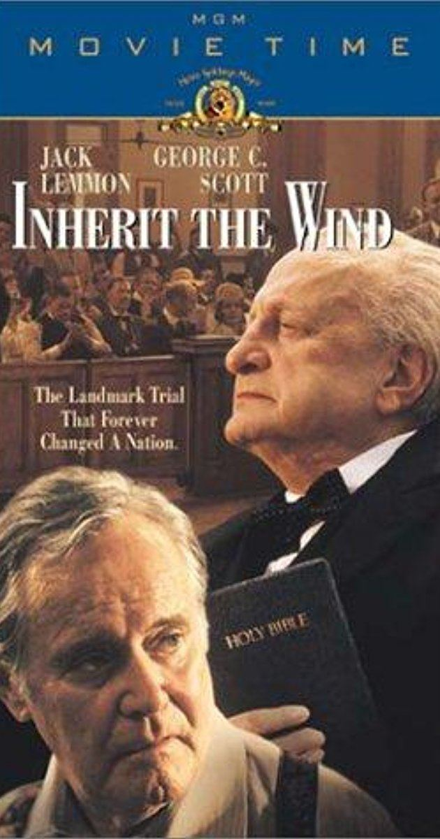 Inherit the Wind (1965 film) Inherit the Wind TV Movie 1999 IMDb