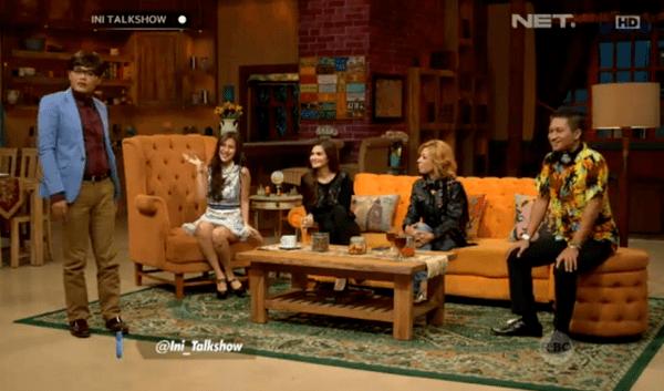 Ini Talkshow Ini Talkshow NET on Twitter quotketiga bintang tamu IniTalkshow mlm