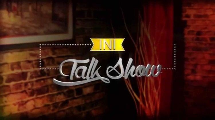 Ini Talkshow 3D Bumper Opening Ini Talkshow Net TV YouTube