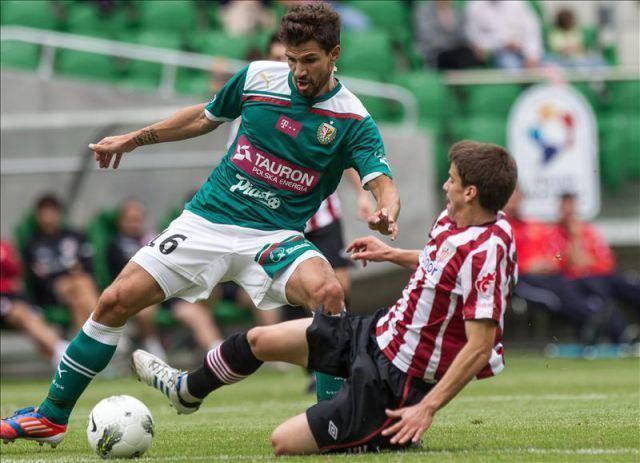 Inigo Ruiz de Galarreta El jugador del Athletic Club de Bilbao igo Ruiz de