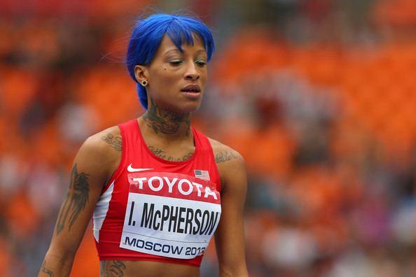 Inika McPherson Inika McPherson Photos IAAF World Athletics