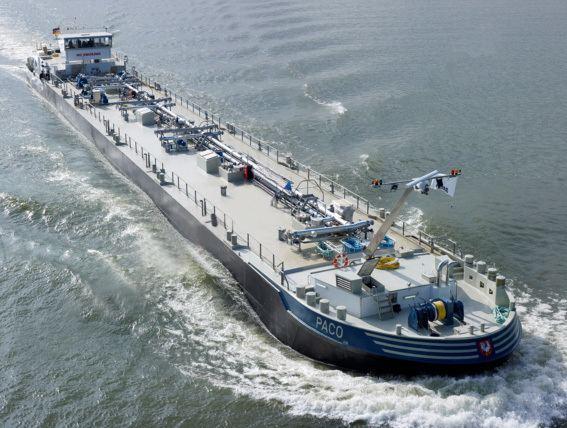 Inland navigation Rules for Inland Navigation Vessels