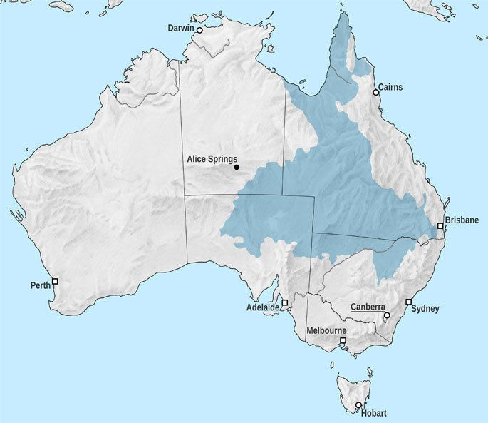 Inland sea (geology) Inland sea National Museum of Australia