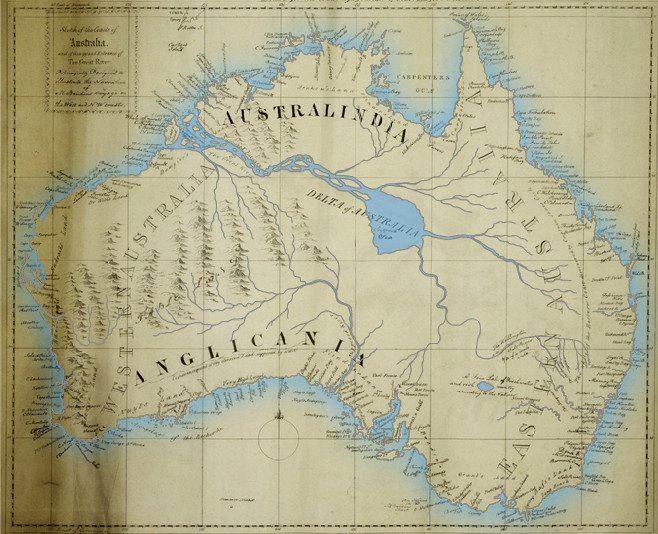 Inland sea (geology) Inland sea geology Wikipedia