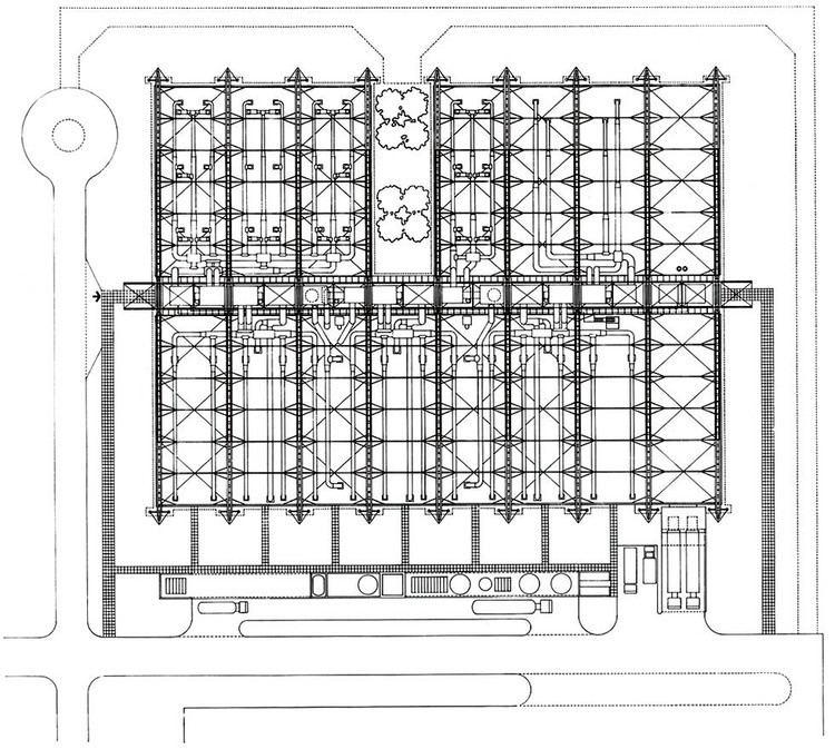 Inmos microprocessor factory AD Classics Inmos Microprocessor Factory Richard Rogers