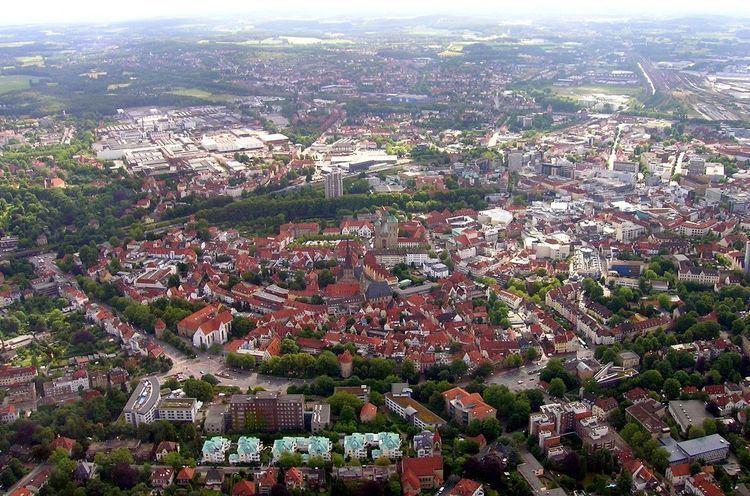 Innenstadt (Osnabrück district)