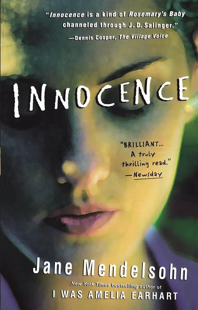 Innocence (Mendelsohn novel) t1gstaticcomimagesqtbnANd9GcQRPDfT6Hczvo3UJ