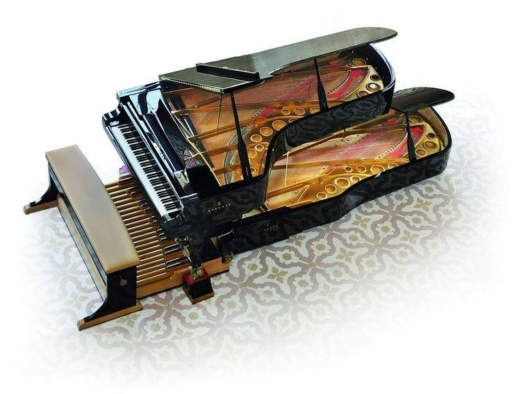 Innovations in the piano