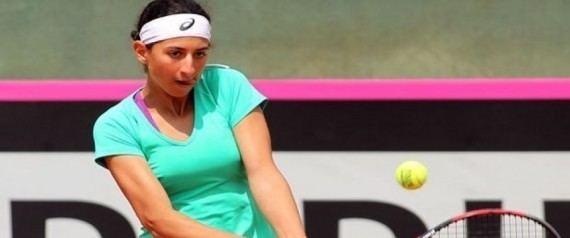 Inès Ibbou Tennis Ins Ibbou dans le top 50 du classement mondial quotJuniorquot ITF