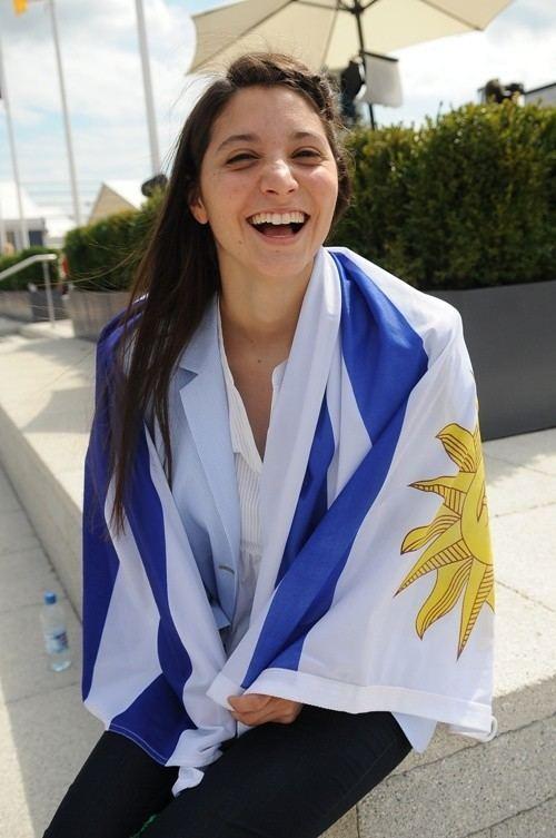 Inés Remersaro Ines Remersaro y Martn Melconian fueron designados para competir