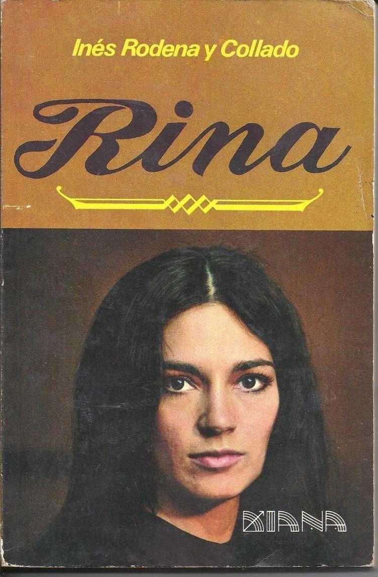 Inés Rodena INS RODENA Radio and Television Writer Born Havana INS