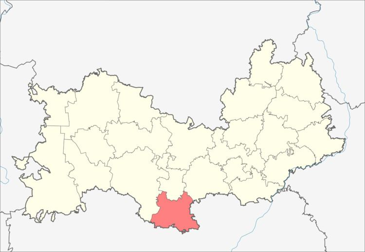 Insarsky District