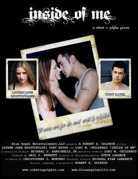 Inside of Me (film) movie poster