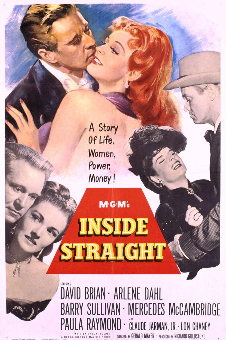 Inside Straight (film) wwwgstaticcomtvthumbmovieposters51012p51012