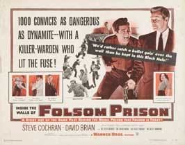 Inside the Walls of Folsom Prison Inside the Walls of Folsom Prison Movie Posters From Movie Poster Shop