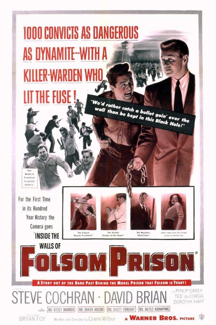 Inside the Walls of Folsom Prison wwwgstaticcomtvthumbmovieposters58225p58225