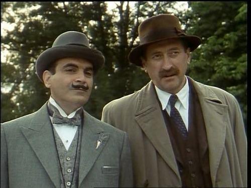 Inspector Japp An Inspector Calls Interview with Hercule Poirot39s Philip Jackson TMR