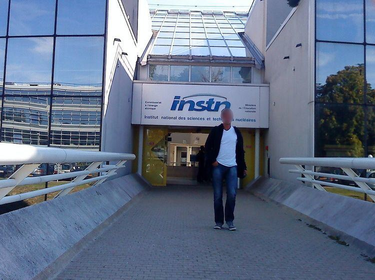 Institut national des sciences et techniques nucléaires