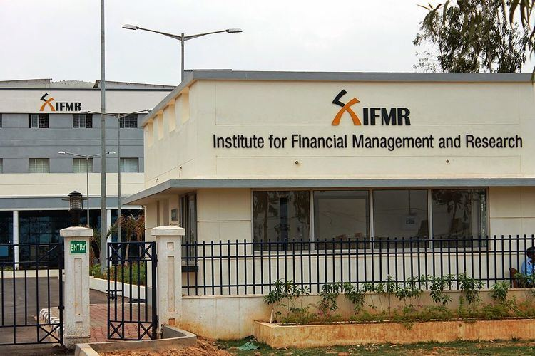 Institute for Financial Management and Research