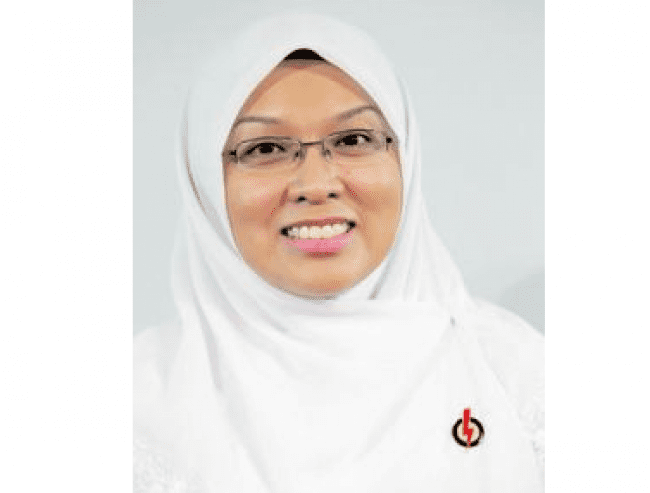 Intan Azura Mokhtar I Am Disappointed With PAP Muslim MP Dr Intan Azura