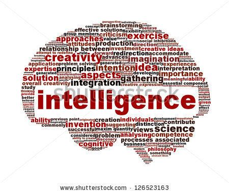 Intelligence Why Learning Intelligence By Kevin Hewitson The Staffroom